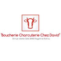 Boucherie et charcuterie Chez David à Nogent le Rotrou - Eure et Loir - Perche