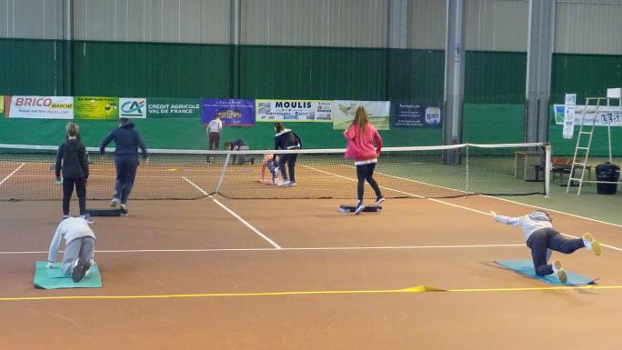 Cours de Tennis à Nogent le Rotrou - Enseignement - Formation - Stage de tennis - Eure et loir - Perche