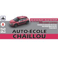 Auto-école Chaillou à Nogent le Rotrou - Eure-et-Loir - Perche